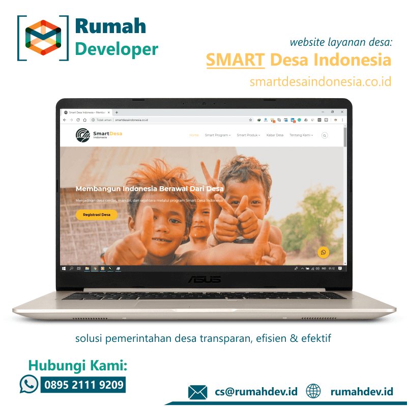 Smart Desa Indonesia | Rumah Dev